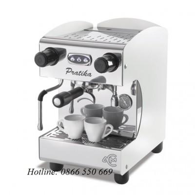 Máy pha cà phê tự động ACM PRATIKA 1 group nhập khẩu ITALY