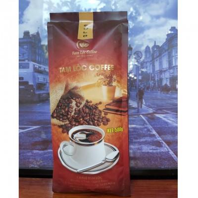 Cà phê hạt cao cấp Tam Lộc Gold